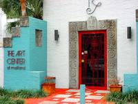 Maitland Art Center Entrance