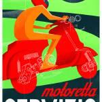 """""""Motoretta Servizio"""" by jamesprovost"""