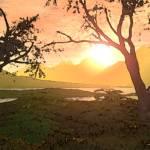 """""""Lakeside"""" by vlweb3d"""