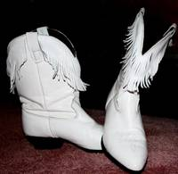 Traditional Wedding Boots