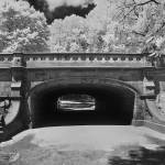 """Infra red bridge in central park DSC_5427"" by eran"