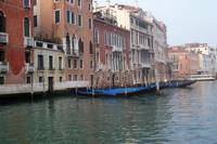 A canal in Venice