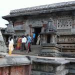 """Stony Splendour, Belur Halebid, Karnataka"" by gitaviswanath"