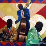 """A Real Jazz Trio"" by pmuzibranch"