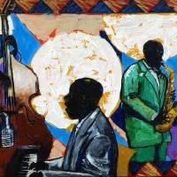 True Jazz Art Prints & Posters by Philip Muzi Branch