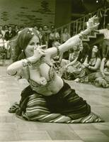 Lead Belly Dancer