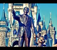 Walt and Mickey:  Forever Partners