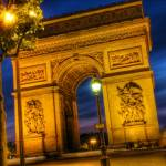 """Arc de Triomphe and Place Charles de Gaulle by Nig"" by sdecker"