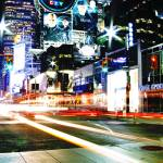 """Yonge Street at Night"" by geoffdavis"