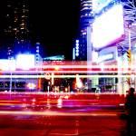 """Streetcar in Motion"" by geoffdavis"
