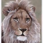 """The Lion of Judah"" by sloeart"
