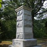 """Stonewall Jackson Memorial at Chancellorsville"" by williamames"