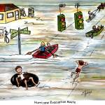 """Hurricane Evacuation Route"" by creativemoods"