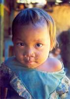 nepal-girl-w-sunset-on-her-face