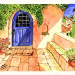 """Mediterranean Shadows"" by arlene72"