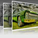 """Green Machine Framed"" by MNDPhotography"