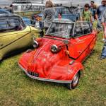 """Messerschmitt Kabinenroller KR 200 I think"" by MNDPhotography"