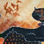 """""""Black Kat"""" by ArtPrints"""