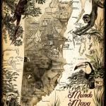 """""""Mundo Maya Belize Map"""" by savanna"""