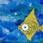 """something_fishy_II"" by gbensonart"