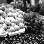"""Borough Market - cherries figs 2"" by NMB-2009"