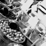 """Borough Market - olives"" by NMB-2009"