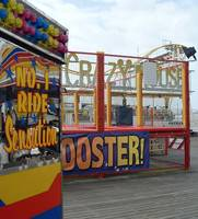 Brighton - fairground fonts