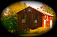 Red Barn, Keuka Lake