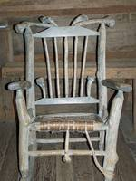 Cane Bottom Rocking Chair