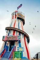 Pier's Iconic Helter Skelter