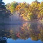 """Boughton Park, Autumn"" by ChuckDilmore"