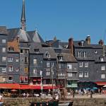 """""""Honfleur harbour"""" by mikeinfrance"""