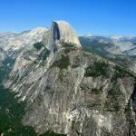 """Half Dome and the Yosemite Valley"" by Vicente_Perez_de_Tudela"