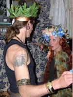 King and Queen of the Forest, Titania and Oberon