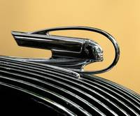 1936 Pontiac Hood Ornament