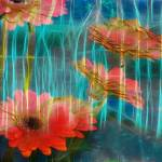 """Flowers for mom-2011-a"" by artforcancer"