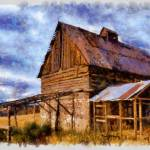"""Crawford Barn"" by NancyH"