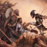 """""""Battle of Chamkaur - Sahibzada Ajit Singh"""" by bhagatsingh"""