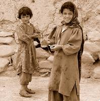 Two Pretty Girls, Afghanistan