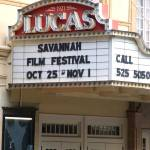 """Lucas Theater, Savannah"" by zephyr807"