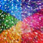 """splotch dots"" by TCRAWFORD"
