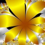"""""""Golden daisy field"""" by pelmof"""