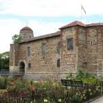 """Colchester Castle"" by degzydelgrano"