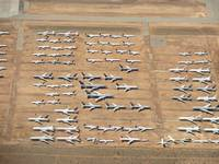 Airplane Parking Lot