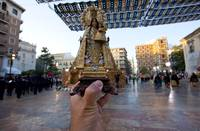 Our Lady of the Foresaken in Valencia, Spain