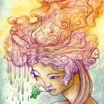 """""""cloudwoman"""" by tomomi"""