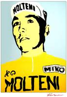Eddy Merckx yellow jersey