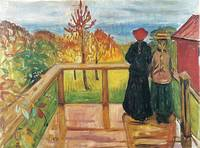 Edvard Munch Painting 7