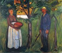Edvard Munch Painting 9