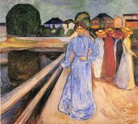 Edvard Munch Painting 10